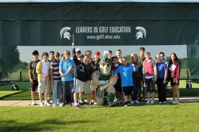 Junior Golf Class