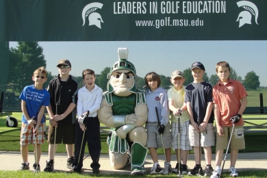 Spartan Junior Golf