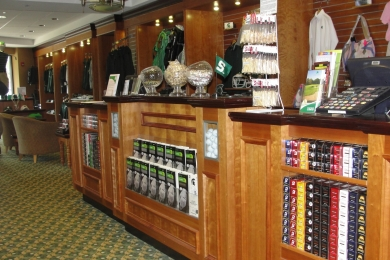 Forest Akers Pro Shop
